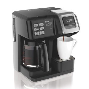 Hamilton Beach (49976) FlexBrew Coffee Maker, Single Serve