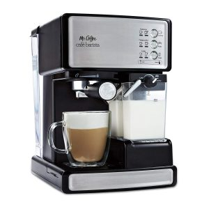 Mr. Coffee Espresso and Cappuccino Maker