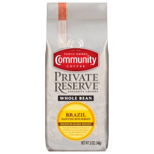 Private Reserve® Brazil Santos Bourbon